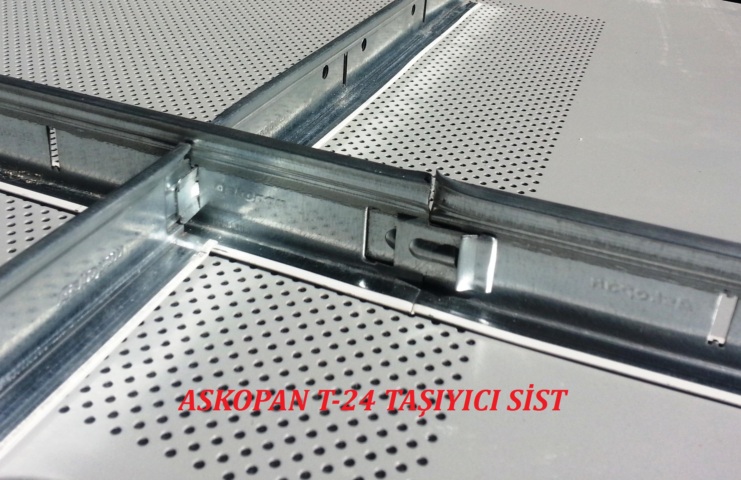 ASKOPAN SUSPENDED CEILING TILES